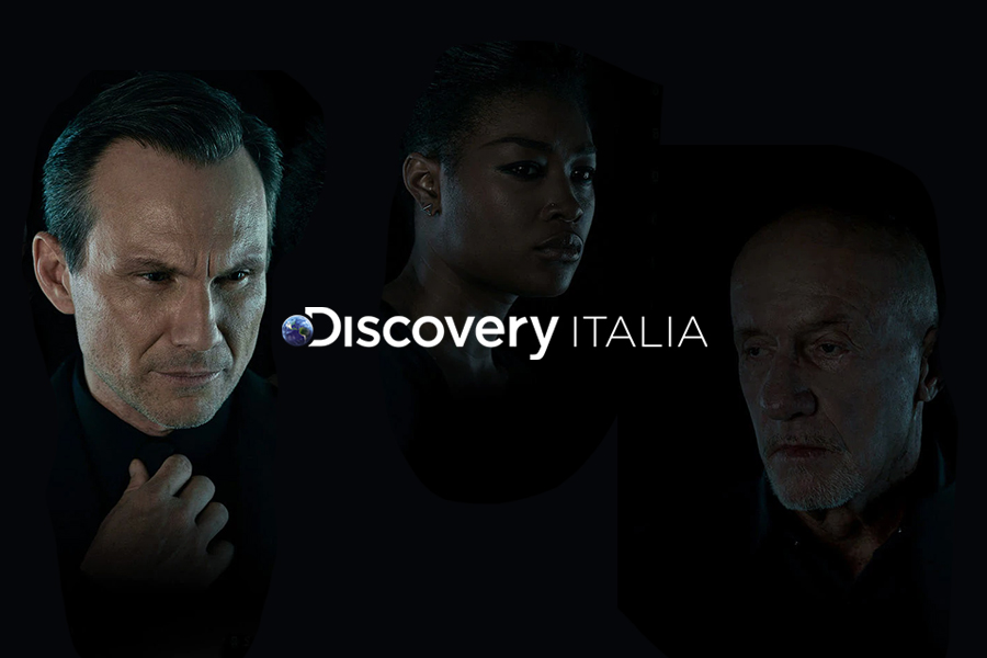 Discovery Italia – The Wolf