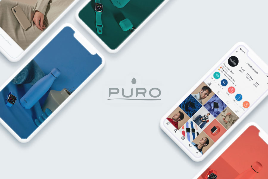 PURO – Instagram Strategy