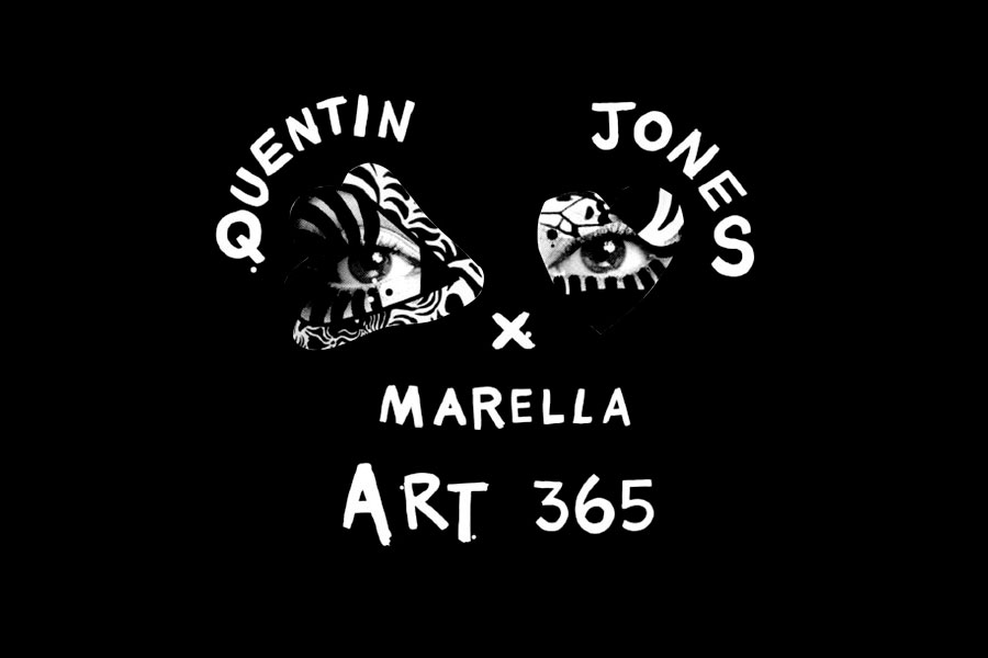 Quentin Jones x Marella